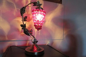 photo de la lampe