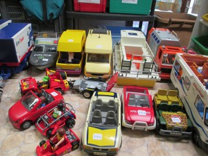 camions voitures playmobil